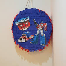 optimus prime pinata sj1234 s items for sale on carousell