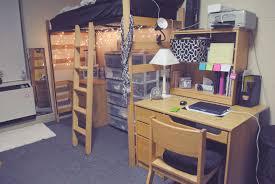 dorm room furniture traditional wooden dorm room furniture set with loft bed aside