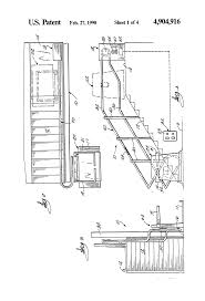 Stannah Stair Lift Installation Instructions by Patent Us4904916 Electrical Control System For Stairway