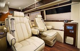 Conversion Van Floor Plans Mercedes Conversion U2013 Luxury Van Midwest Automotive Designs