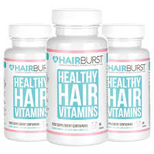 hair burst amazon hairbursttm vitamins for hair growth one month supply 60