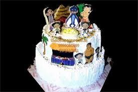 chhota bheem village cake online cake delivery noida chhota bheem