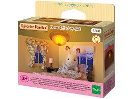 Home Interiors Figurines Sylvanian Families Home Interiors Set Amazon Co Uk Toys U0026 Games
