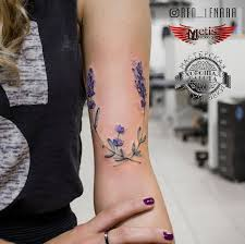 lavender flower tattoo tattoo collections