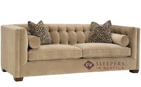 Queen Sleeper Sofa by Customize And Personalize Tommy Queen Fabric Sofa By Lazar