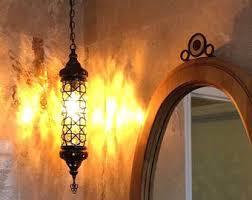moroccan lighting etsy