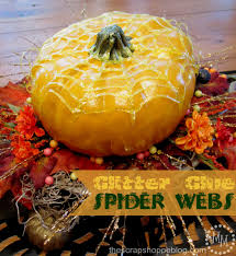 thanksgiving glitter images easy elmer u0027s glitter glue spider webs the scrap shoppe