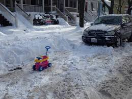 chicago snow parking show us best way to call dibs after