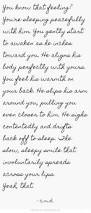 Feeling Of Love Quotes by 60 Best Love Quotes Images On Pinterest Thoughts Words And