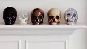 ways to decorate for halloween aid with skulls idolza