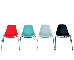 plastic side chair dss eames office