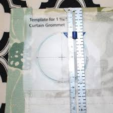 How To Measure For Grommet Curtains Orange Sugar Tutorial Lined Grommet Top Curtains