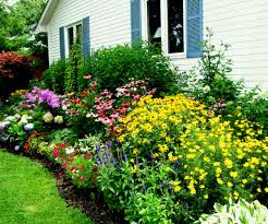 home garden decoration ideas corner house landscaping ideas for privacy archives home garden
