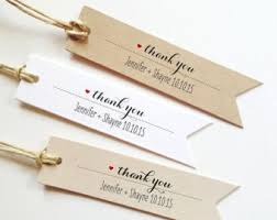 wedding favor tags wedding thank you tags wedding tags custom