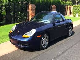 porsche boxster 2 5 used porsche boxster 5 000 for sale used cars on