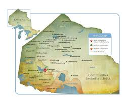 Canadian Time Zone Map by Tb Control In First Nations Communities In Northwestern Ontario A