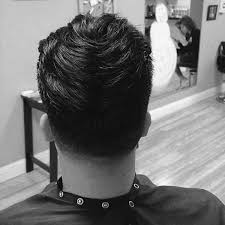 nape of neck haircuts men ducktail haircut for men 30 ducks arse hairstyles