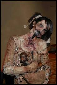 Super Scary Halloween Costumes Girls 25 Creepy Doll Costume Ideas Creepy Doll