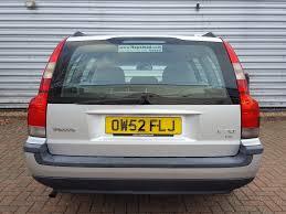 volvo v70 d5 se 2 4 5dr 2003 for sale aspinall cars used cars