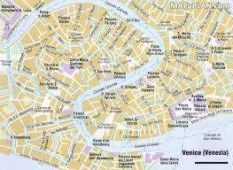 Venice Italy Map Venice Thinglink