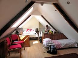 interesting low ceiling attic bedroom design collection having