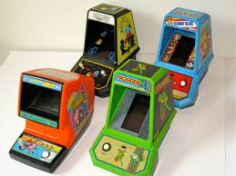 Tabletop Arcade Cabinet It8bit U2014 Coleco Tabletop Arcade Games Image By Chicago Toy