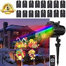 lights projector outdoor indoor 16 slides landscape led