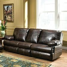large leather sofa bed u2013 permisbateau