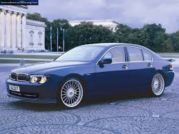 bmw 7 alpina street car