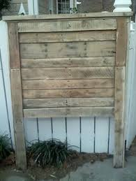 country home how to make a solid wood twin headboard