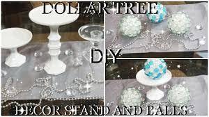 diy dollar tree home decor dollar tree diy room decor balls and cup cake stand petalisbless