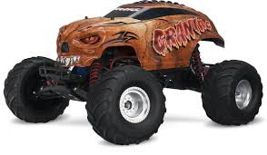 truck monster jam traxxas skully and craniac 2wd monster trucks rc truck stop