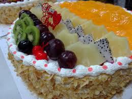 free stock photo of birthday cake fruit