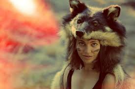 teva the she wolf headdress by naturepunk on deviantart