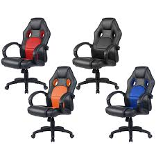 Armchair Sports Office Chair Racing Sports Car Seat Gaming Armchair Computer
