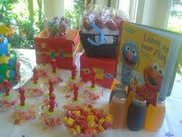 homemade elmo birthday decorations image inspiration of cake and