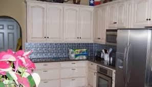 tin backsplashes for kitchens how to take care of tin backsplash for kitchens