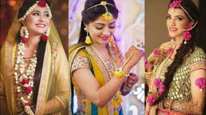 wedding flowers jewellery beautiful flowers jewellery ideas for haldi mehendi new gota