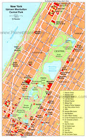 map central visiting new york s central park 10 top attractions planetware