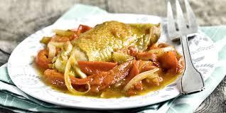 cuisine poulet basquaise poulet basquaise facile recettes femme actuelle