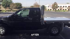 nissan frontier bagged nissan frontier aluminum bed before u0026 after youtube