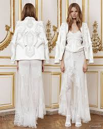winter wedding dresses 2010 givenchy fall 2010 haute couture collection wedding inspirasi