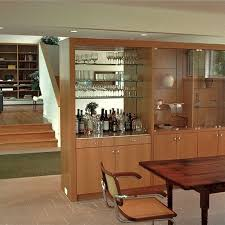 Kitchen Room Divider Custom A Room Divider In Rift White Oak By Steepleview Cabinetry
