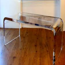 lucite waterfall coffee table pin by west organization home office storage decor on acrylic