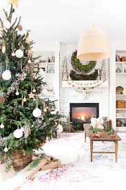 Simple White Christmas Decorations by 85 Best Christmas Style Series Modern Christmas Images On