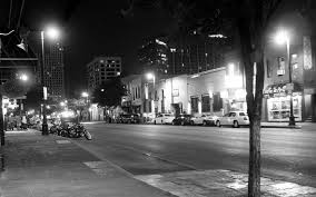 Austin Texas Christmas Lights by Other Night Lights Street Austin Texas City World Bw Best