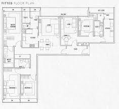 interlace floor plan the interlace singapore property new launches