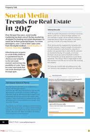 social media trends for real estate in 2017 social u0026 digital