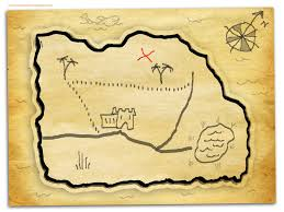 Treasure Maps How To Make A Treasure Map Treasure Hunt Design