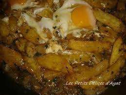 recette de cuisine alg駻ienne facile de l occident en passant par l orient by ayat batata berrania
